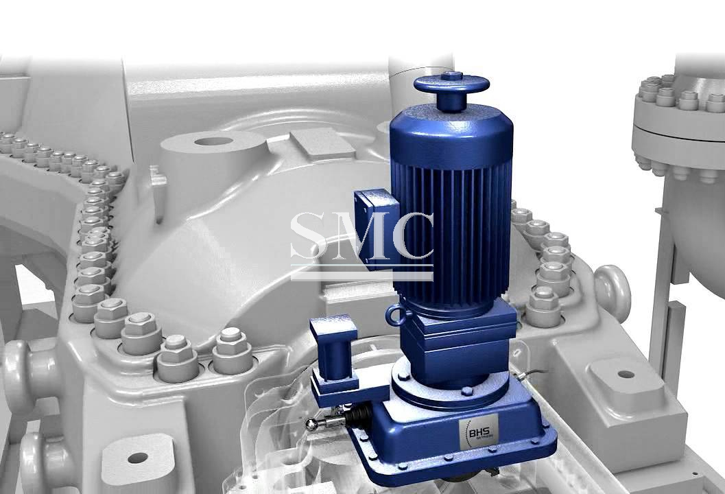 The major purposes of turning gear operation during turbine startup
