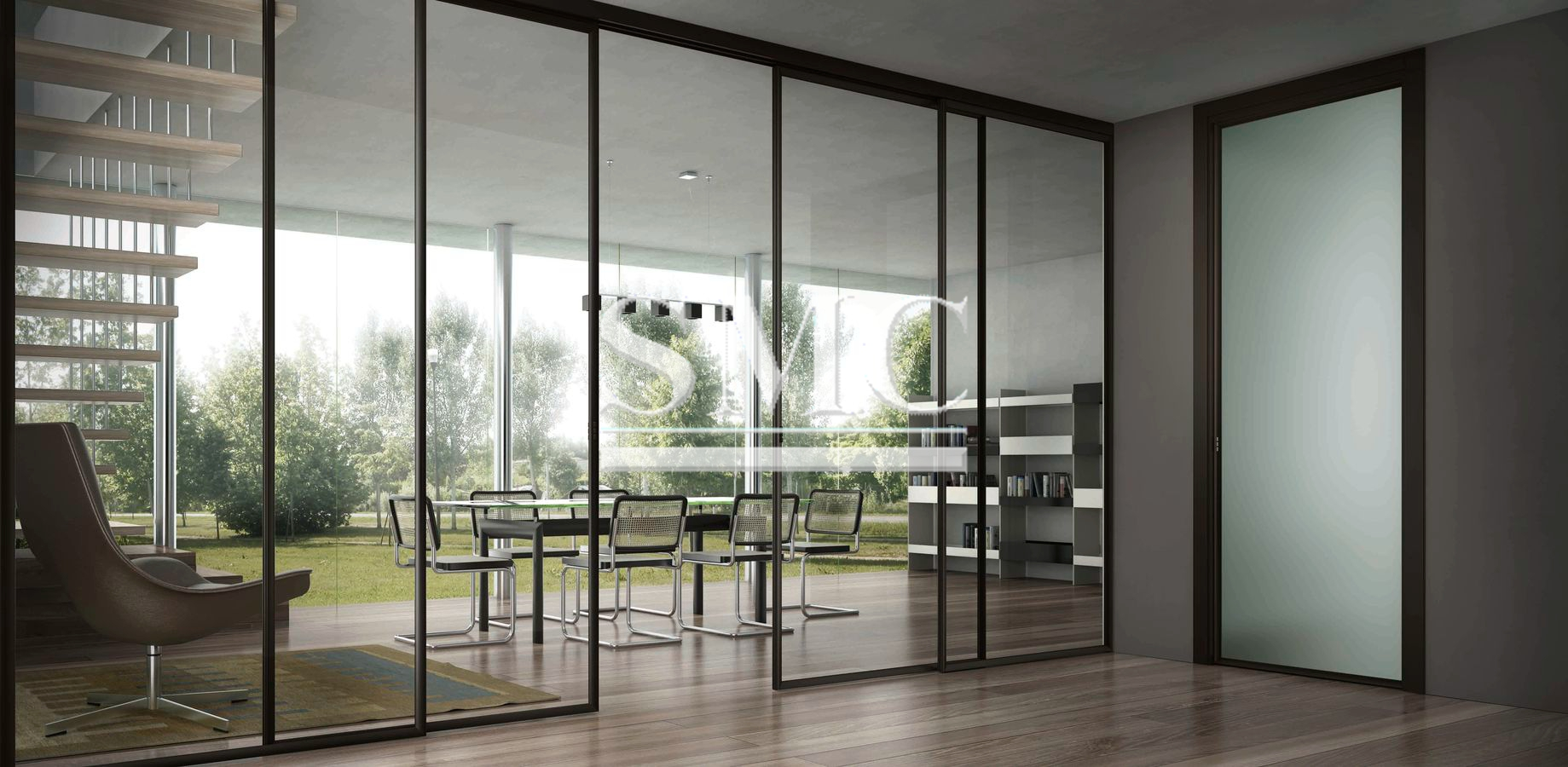 What makes sliding doors be so unique and useful?