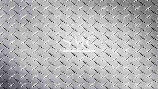 Aluminum Tread Plate For Bus Floor Shanghai Metal