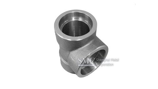 Stainless steel socket weld tee shanghai metal corporation