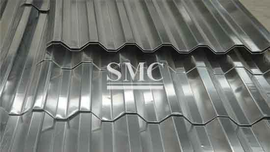 Corrugated Aluminum Sheet Shanghai Metal Corporation