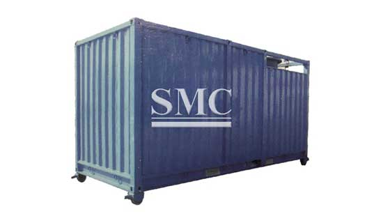 Generator Container Shanghai Metal Corporation