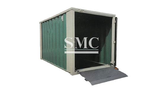 Storage Container Small Bike Shanghai Metal Corporation