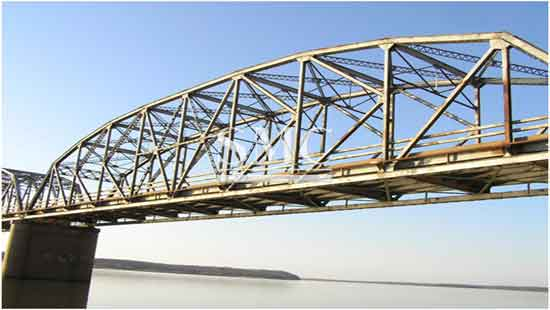 Steel Truss Bridge Shanghai Metal Corporation