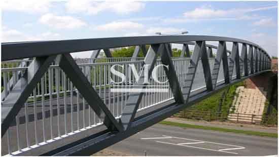 Steel Truss Bridge Shanghai Metal Corporation