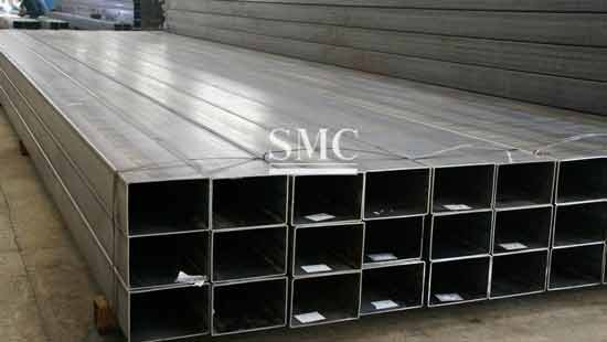 Rectangular Steel Tube Steel Profile Shanghai Metal