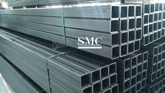 Steel square tube structural component shanghai