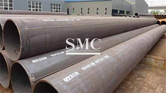 Erw Steel Pipes : Erw pipe electric resistance welded shanghai
