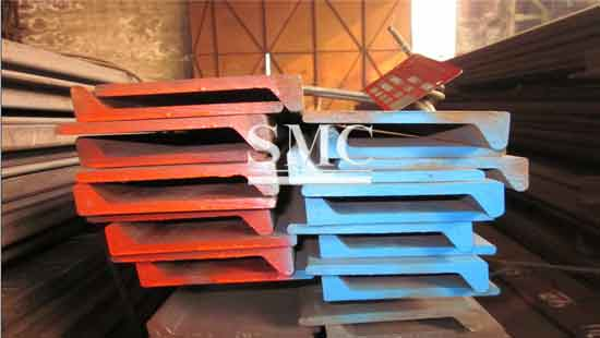 Bulb Flat Steel Hot Rolled Bulb Bar For Shipbuilding