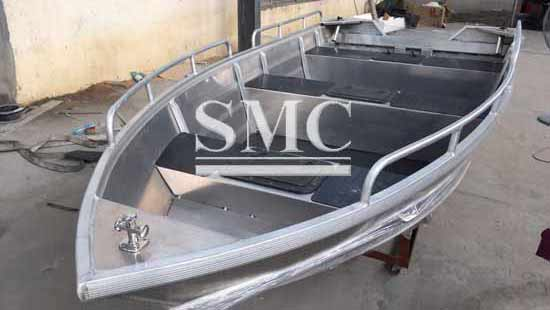 Boat and Mooring Accessories for Aluminum Patrol Boat Price