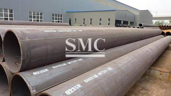 Longitudinal Welded Pipe Shanghai Metal Corporation