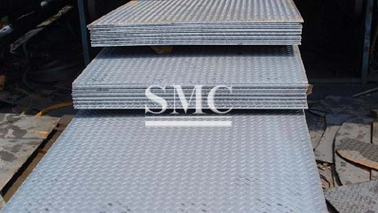 Steel Chequered Plate Diamond Plate Price Supplier