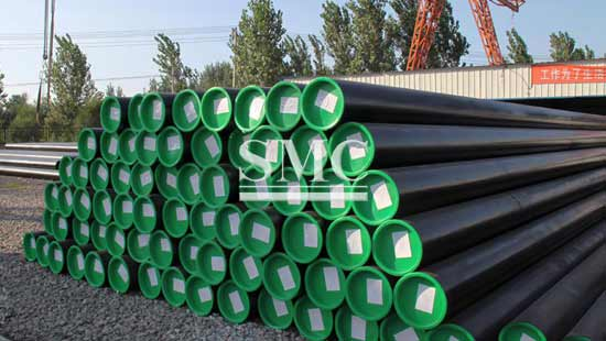 Erw Pipe For Water Transmission Pipeline Electric