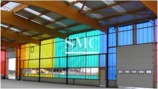 Polycarbonate Hollow Sheet Shanghai Metal Corporation
