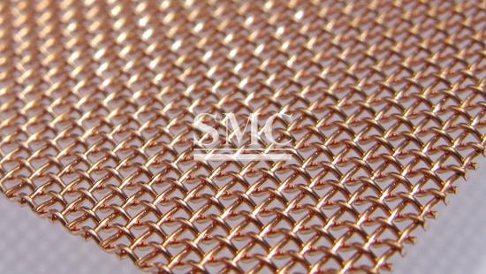 Copper Wire Meshbrass Copper Wire Meshphosphor Copper Wire Mesh