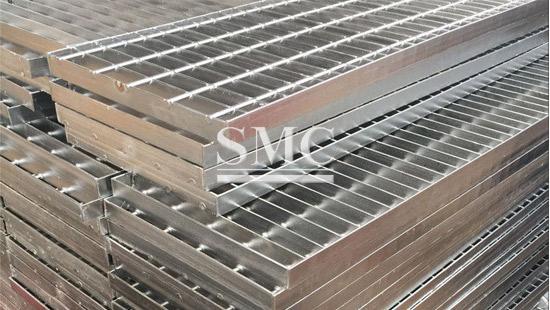 Hot Dip Galvanized Steel Grating- GI Steel Grating Price