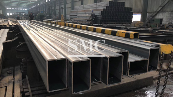 Hollow Section Steel Tube, SHS, RHS, CHS Price | Supplier