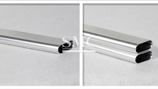 Aluminium Flat Bar Length Selectable Alu Flat Material AlCuMgPb Flat Aluminium Profile