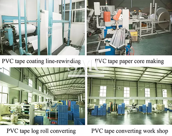 electric insulation tape workshop